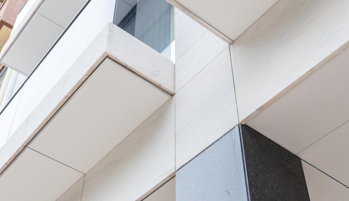 fachada marmore – granite marble facade – gra2003 granite portugal