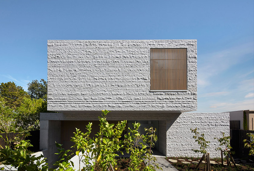fachada em granito cinzento gra2003