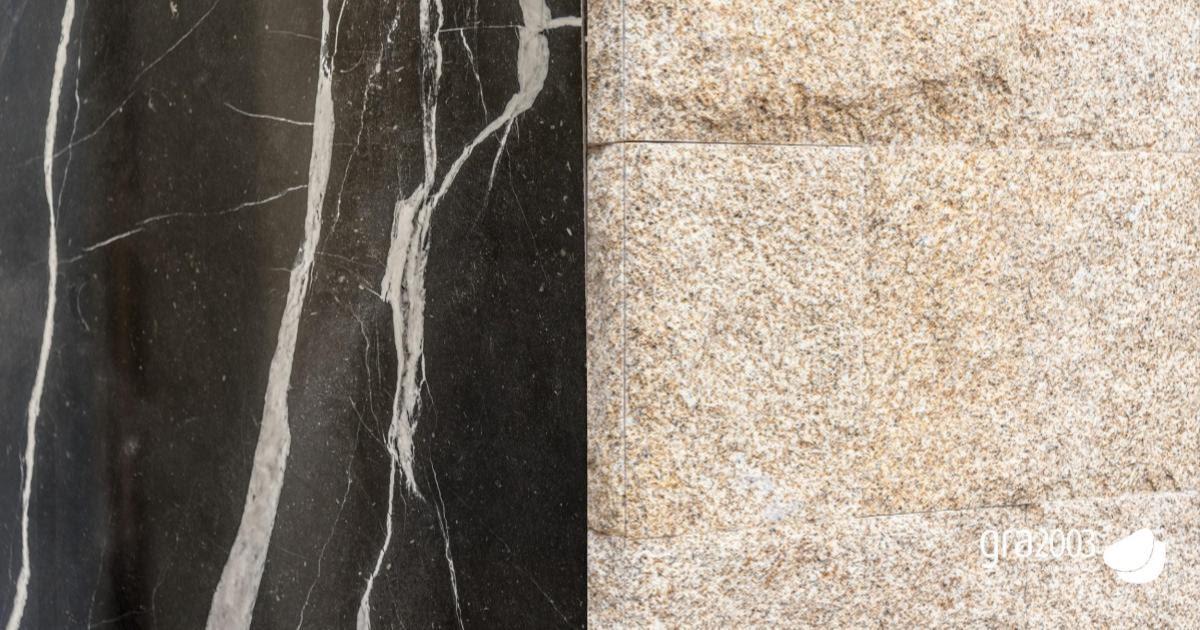 granito vs marmore