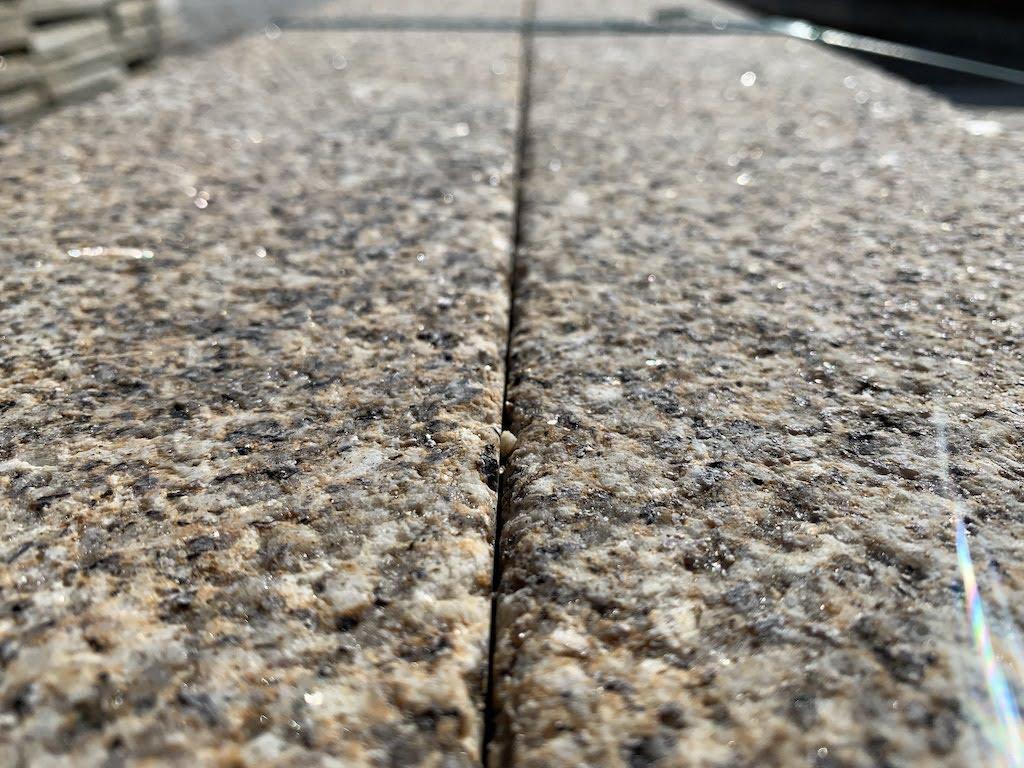 granito granalhado