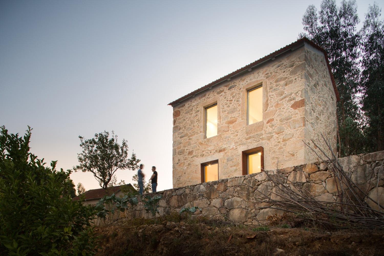 casa em granito